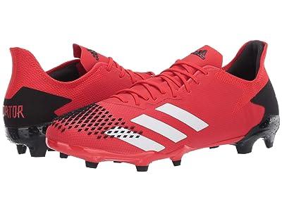 adidas Predator 20.2 Fg (Active Red/Footwear White/Core Black) Men