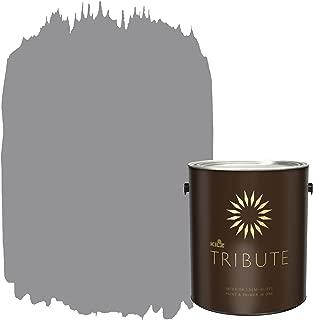 KILZ TRIBUTE Interior Semi-Gloss Paint and Primer in One, 1 Gallon, Nomad's Trail (TB-35)