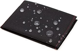 Minimalist Wallet - RFID Option - Thin, Durable, and Waterproof Guaranteed - Made in USA - MICRO Size