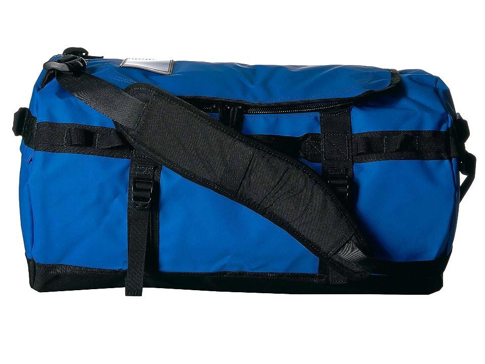 The North Face Base Camp Duffel - Small (Bomber Blue/TNF Black) Duffel Bags, Multi
