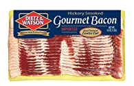 Dietz & Watson, Imported Sliced Bacon, 16 oz