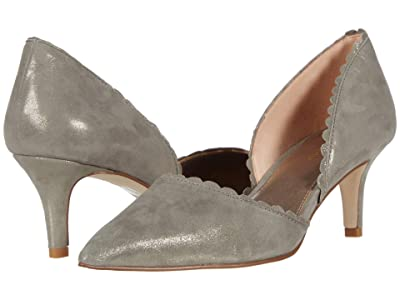 Pelle Moda Kenny (Pewter) Women