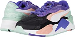 Purple Corallites/Puma White