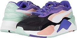 Purple Corallites/Puma White