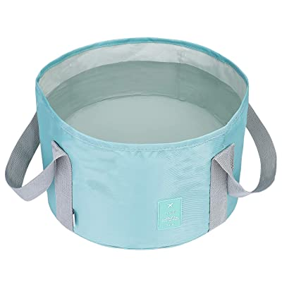 G4Free Collapsible Bucket Folding Water Contain...