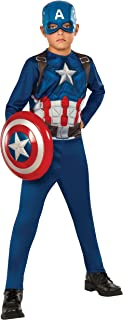 Rubie's Costume Captain America 3: Civil War Kids Value Costume, Large