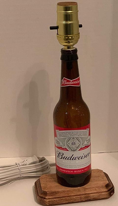 Budweiser Lamp, Budweiser Bottle Lamp