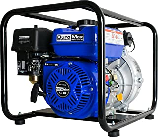 DuroMax XP702HP 70GPM/116PSI Gas High Pressure Water Pump, 2