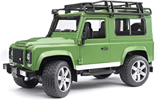 Bruder Land Rover Defender Station Wagon Toy Vehicle