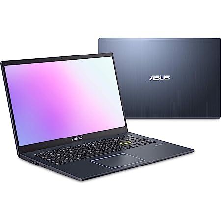 "ASUS Laptop L510 Ultra Thin Laptop, 15.6"" FHD Display, Intel Celeron N4020 Processor, 4GB RAM, 128GB Storage, Windows 10 Home in S Mode, 1 Year Microsoft 365, Star Black, L510MA-DS04"