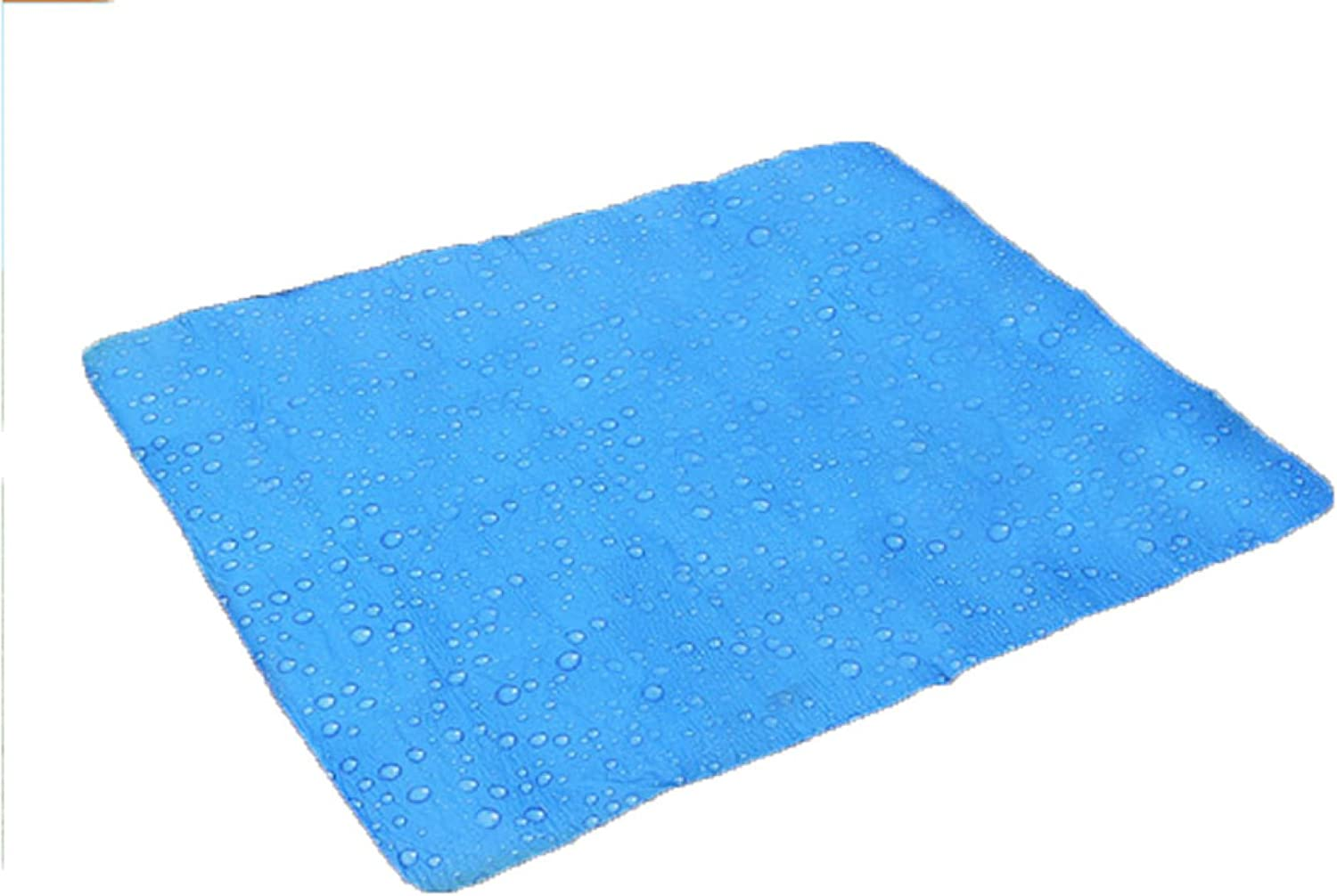 Outdoor Waterproof Camping Picnic Pad 150 × 180cm,bluee