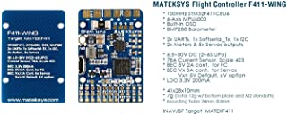 Matek MATEKSYS F411-WING Flight Controller