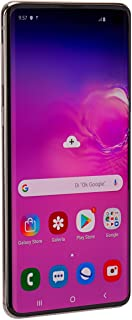 "Samsung Galaxy S10 128GB+8GB RAM SM-G973F/DS Dual Sim 6.1"" LTE Factory Unlocked Smartphone (International Model w/ 128GB M..."