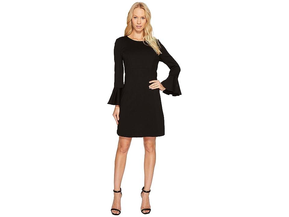 Trina Turk Panache Dress (Black) Women