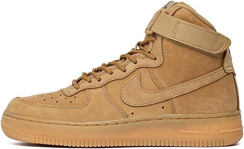 Nike Air Force 1 High LV8 (GS), Scarpe da Basket Bambino, Marrone ...