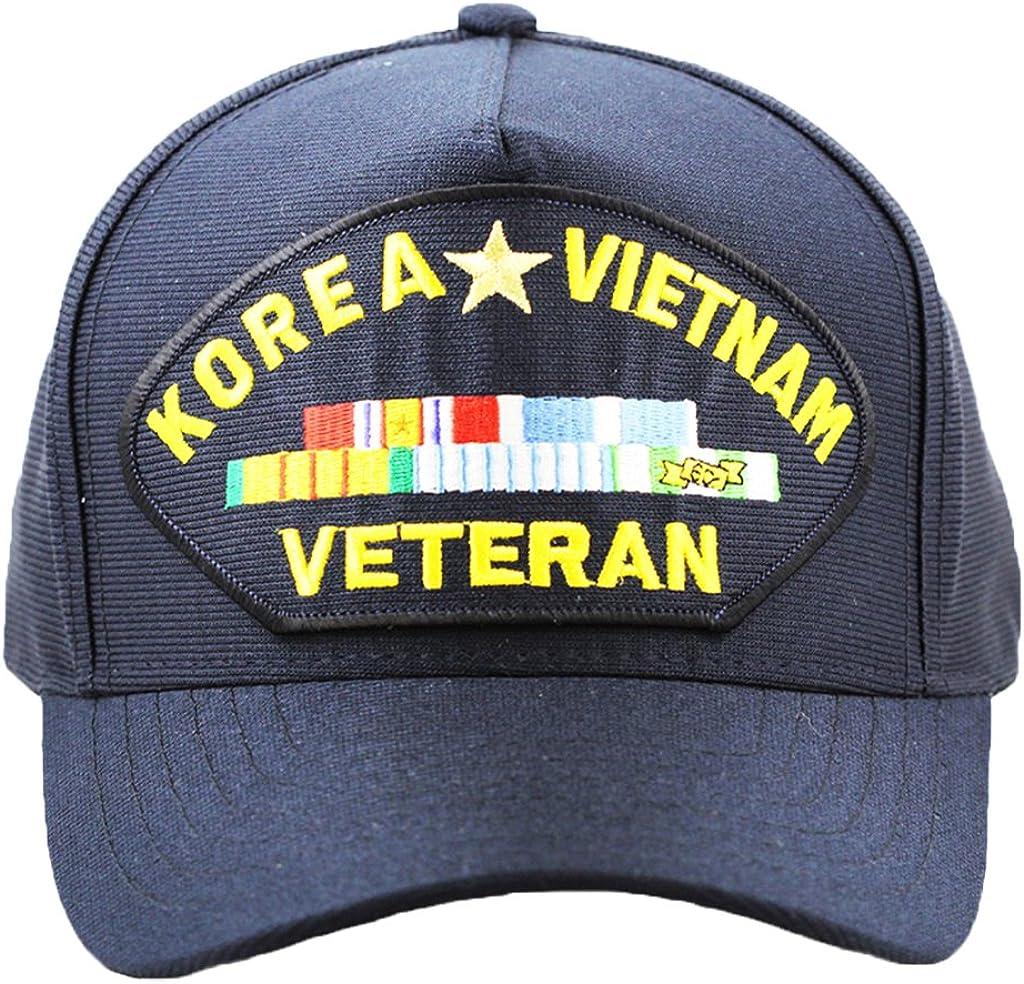 Boston Mall Korea Vietnam Veteran Hat For Military Collectibles Men Max 62% OFF Women