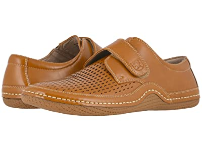 Stacy Adams Omega Casual Monk Strap (Natural) Men