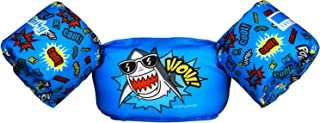 Kids Swim Vest, 30-50 Pounds for Toddler Boys and Girls Age 2-6, Best Floats Use in Puddle/Sea/Pool/Beach, Be A Jumper