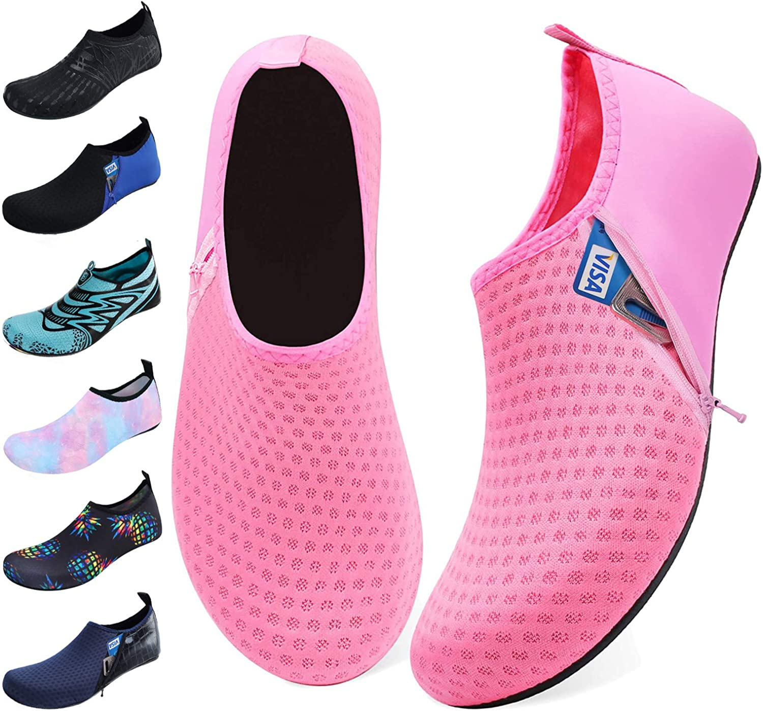 JOINFREE Women's Men's Kid Summer Popular brand in the world Shoes Water Shoe Quic Tucson Mall Barefoot