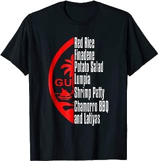 Guam Seal Fiesta Tee Shirt