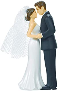 Bride & Groom Cake Topper | Wedding and Engagement Party