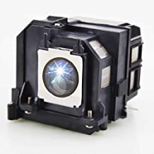 Gahin V13H010L80 / ELPLP80 Replacement Projector Lamp with Housing for Epson brightlink 585Wi/BrightLink 595Wi/BrightLink Pro 1420 Wi/BrightLink Pro 1430 Wi/Powerlite 580/Powerlite 585W Projectors