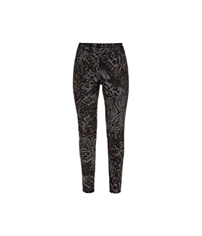 Tribal Pull-On Leggings (Coffee) Women