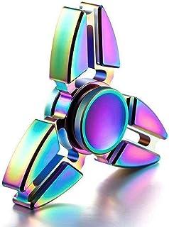 Hand Spinner Rainbow MÉTAL Arc en Ciel
