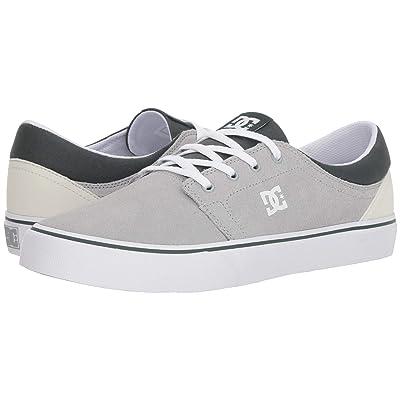 DC Trase SD (Grey/Grey/Green) Skate Shoes