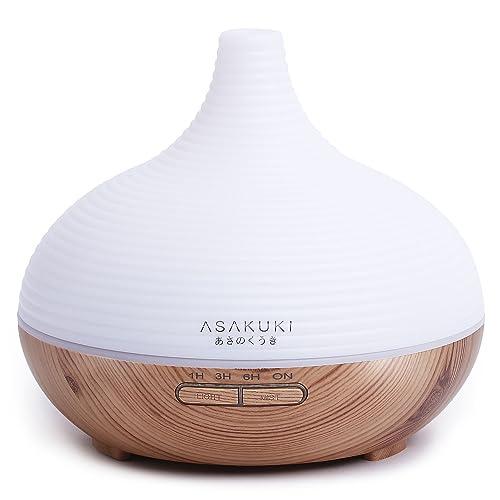 Nebulizer Essential Oil Diffuser: Amazon.com