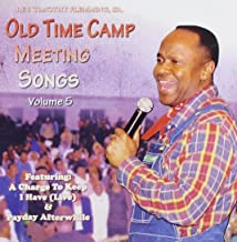 Old Time Camp Meeting Songs*Vol.5