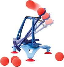 Perfect Life Ideas Science Education Games Catapult Toy - for Boys Girls Children Kids Adults Family Fun Scientific Physics Learning Desktop Tabletop Medieval History Trebuchet Home Shooting Game