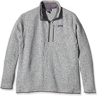 Patagonia Men's Better Sweater 1/4-Zip Fleece - Stonewash - XX-Large