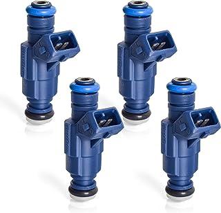 nifeida 4Pcs Fuel Injectors Replacement for 2001-2006 audi A4,2001-2005 A4 Quattro,2000-2005 Volkswagen Passat 1.8L 028015...