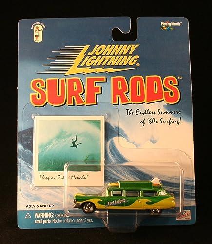 precioso SURF DADDIES  verde  Johnny Lightning Lightning Lightning 2000 SURF RODS Release One 1 64 Scale Die Cast Vehicle by Johnny Lightning  ordene ahora los precios más bajos