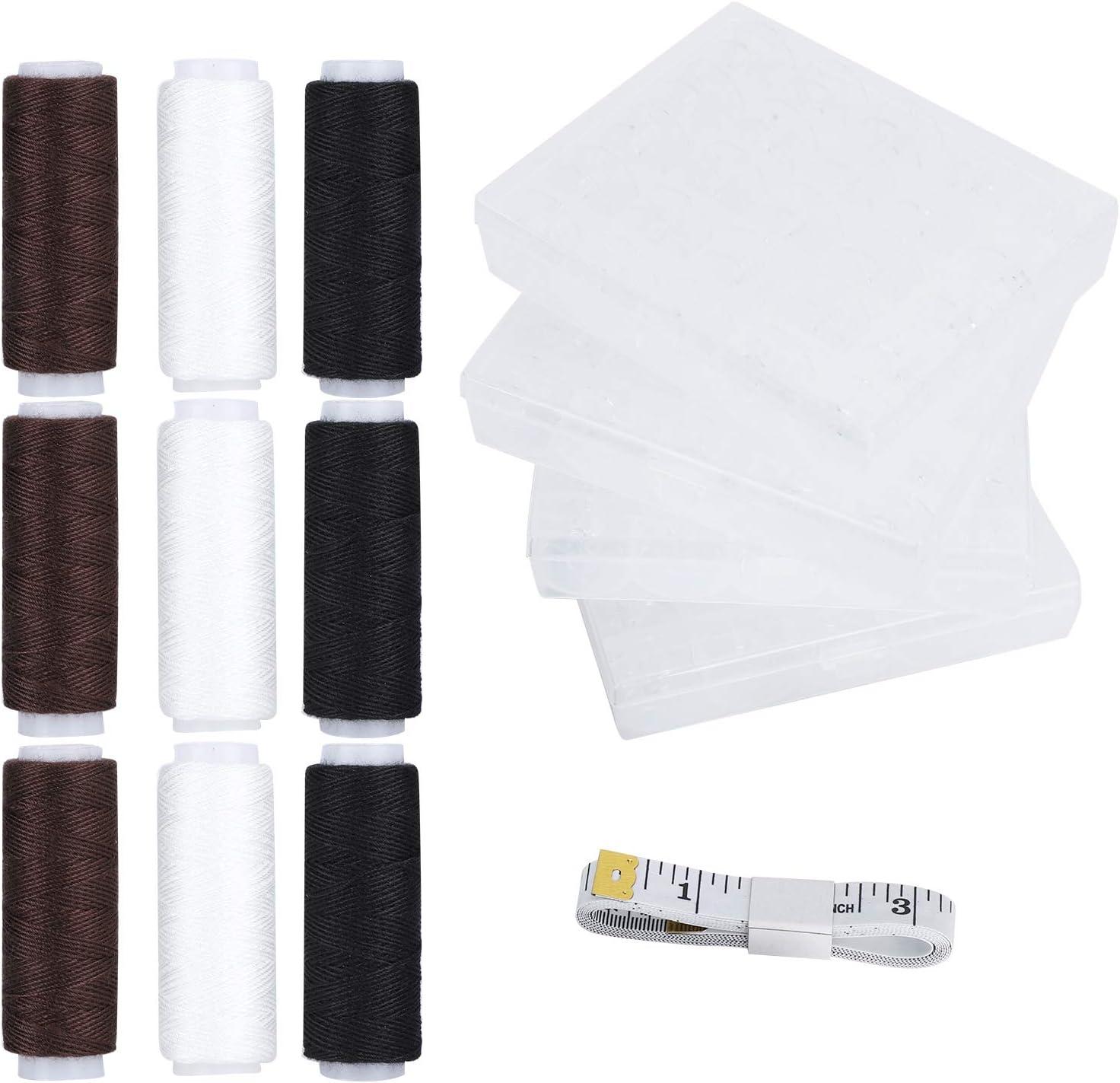 Bobbins Plastic Bobbin Case Superlatite Sewing Transparent Industry No. 1