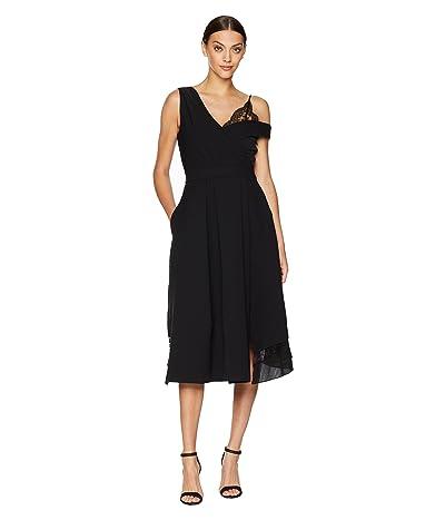 Preen by Thornton Bregazzi TED Lucienne Satin Dress (Black) Women