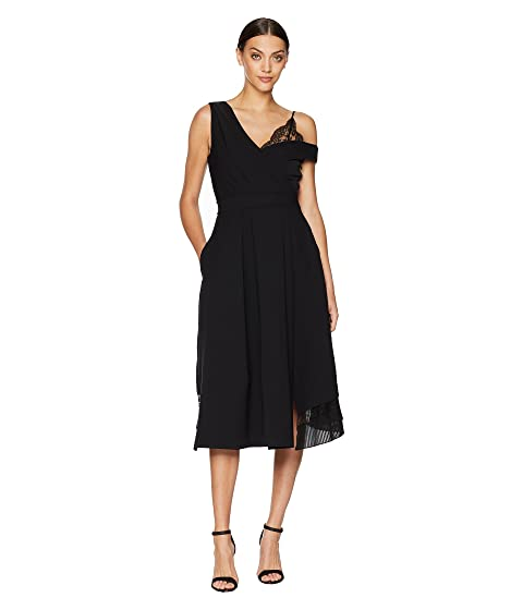 Preen by Thornton Bregazzi TED Lucienne Satin Dress