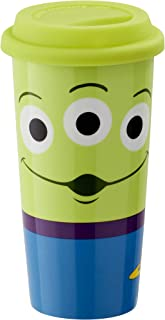Funko Disney Toy Story: Lidded Mug - Aliens, 16 oz - UT-TS06136