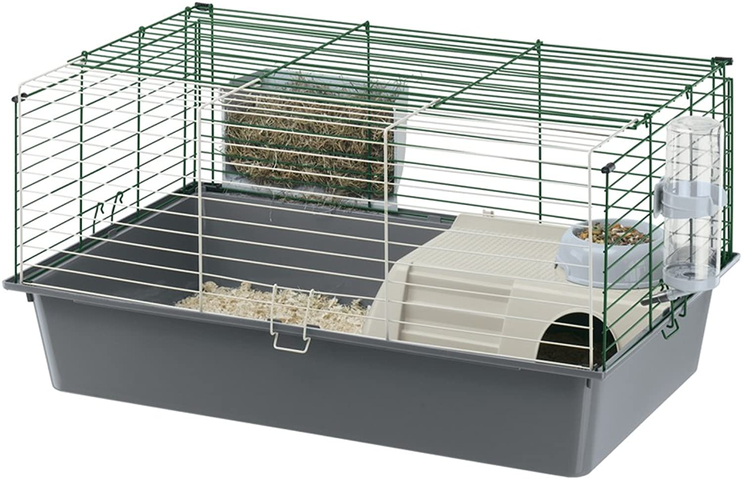 Ferplast Cavie 80 Guinea Pig Cage Mixed Colours 79x49x43.5cm (Pack of 4)