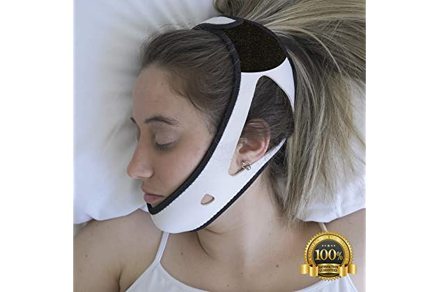Best chin strap for cpap   Amazon.com