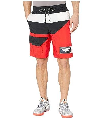 Nike Flight Shorts (University Red/Black/Black/White) Men