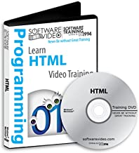 Software Video Learn HTML Training DVD Christmas Holiday Sale 60% Off training video tutorials DVD Over 5 Hours of Video T...