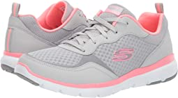 Light Grey/Hot pink