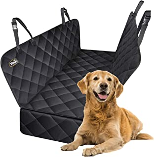 (Luxury PADDED) - Dog car seat covers by YoGi Prime - will give you the peace and mind Dog Car Hammock Waterproof Car Seat...