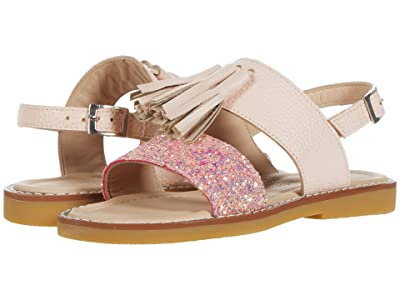 Elephantito Dalia Sandal (Toddler/Little Kid/Big Kid) (Pink) Girls Shoes
