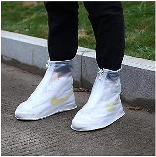 Whose Lemon Waterproof Boots Shoes Cover Rain Overshoes