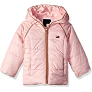 Girls' Toddler Quilted Puffer Jacket