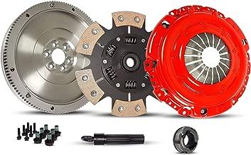 Stage 3 Clutch With Flywheel Kit Works With Audi Tt Vw Golf Jetta Base Classic Base Gls Gti Tdi Gl Soportline 1.8L l4 1.9L l4 DIESEL 1.8L l4 SOHC Turbocharged