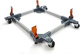 Bora Portamate Mobile Base PM-3550 Industrial Strength with Swivel Wheels – Universal, Super Heavy Duty, Adjustable Rollin...